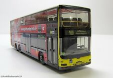 RIETZE 67720 BVG MAN Lions City DL 100 plott and print  Maßstab 1:87 - OVP