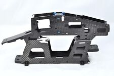 2 pezzi TAROCCO 450 nastro di velcro nero 180mm x 20mm