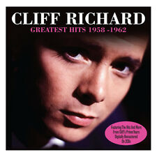 Cliff Richard GREATEST HITS 1958-1962 Best Of 50 Song Collection NEW SEALED 2 CD
