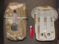 grande pochette multi-usages DPM desert Armée Anglaise