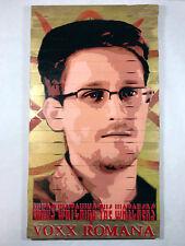 Edward Snowden - Original Painting Spray Paint Street Artist