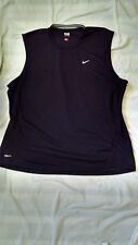 Nike Men's Dri-Fit Tank Top Xl Black
