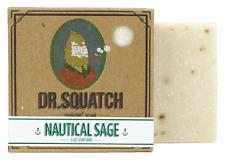 Dr. Squatch Natural Bar Soap - Nautical Sage