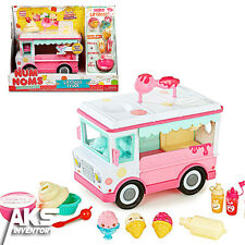 Num Noms Flavored Lip Gloss Truck Playset Special Edition Cherry Scoop Toy New
