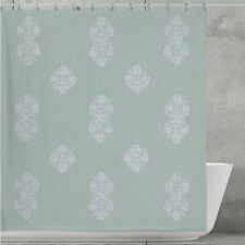 Creative Bath Boho 72-Inch x 72-Inch Shower Curtain in Aqua