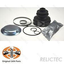Front CV Driveshaft Boot Bellow Cover Kit VW Audi Skoda Seat:PASSAT,A4,A6,A8
