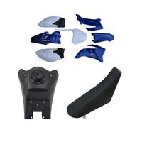 Body Plastics Kits Fairing  Fenders Fuel Tank Seat For Yamaha TTR110 TTR 110