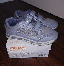 Geox Schuhe Sportschuhe Blinker Licht Blinkschuhe 35