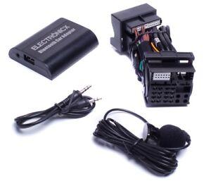 Bluetooth Freisprecheinrichtug Hands Free With USB Aux Ford 6000CD
