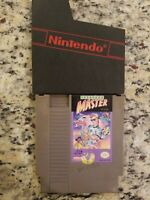 TREASURE MASTER - NINTENDO NES - GAME AND SLEEVE ONLY - FREE S/H