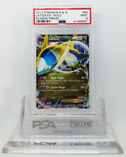 POKEMON BW PLASMA FREEZE LATIOS EX #86 HALF ART HOLO FOIL CARD PSA 9 MINT #*
