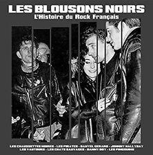 Not Now Music - BLOUSONS Noirs L'histoire du Rock Francais