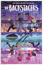 Backstagers (2016) #5 1st Print Signed James Tynion IV No COA Boom Rian Sygh NM-