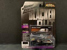 Johnny Lightning Chevy El Camino 1959 Black JLSP053 B 1/64