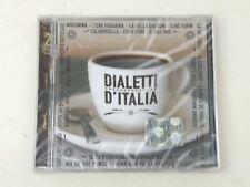 DIALETTI D'ITALIA - 2 CD RHINO 2010 - NUOVO/NEW
