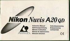 Nikon Vintage Camera Manuals & Guides