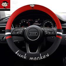 1Pcs Lovely New Cartoon Funk Monkey Car Steering Wheel Cover  38CM