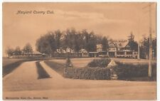 USA; Maryland Country Club, Batimore PPC, Unposted, c 1910's, By Hochschild