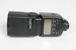 Canon 580EX II Speedlite Shoe Mount Flash 580EXII #564