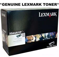Lexmark GENUINE/ORIGINAL X644A11P HIGH YLD Laser Toner Cartridge X642/X644/X646