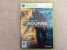 Robert Ludlum's: The Bourne Conspiracy (Microsoft Xbox 360, 2008) - European Ve…