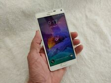 Samsung Galaxy Note 4 white - Unlocked SM-N910T Perfect condition