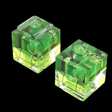 3D Triple 3 Axis Bubble Spirit Level Hot Shoe Adapter For Camera Photography