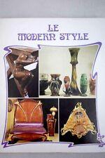 Le modern style / Buffet-Challié, Laurence