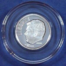 2006 1.10 oz Ronald Reagan Dime Design .999 Silver Round - 25 Available!