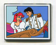 New ListingAriel & Eric Little Mermaid - Disney Films Mystery Collection Limited Disney Pin
