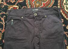 Armani Hose Gr. W31 L32 Herren Blau Chino Jeans Hose Männer Vintage Stoffhose