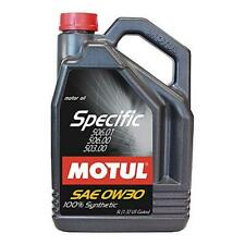 ENGINE OIL MOTUL SPECIFIC 506.01 0W30 5L