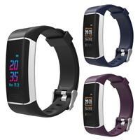 Smart Sport Watch Bracelet Bluetooth GPS Heart Rate Monitor Fitness Tracker Lot