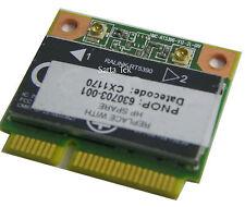 HP SPS 630703-001 Ralink RT5390 802.11b/g/n PCI-E Half mini Wireless WN6605RH HP