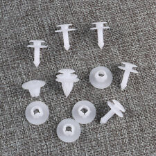 Qty 20 #6505292AA Nylon Door Shell Trim Panel Retainer Clips For Chrysler Dodge