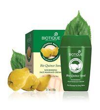 Biotique Bio Quince Seed Nourishing Face Massage Cream 50 Gm X 3 packs offer