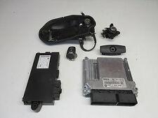 Ecu + Serratura SET KIT per BMW serie E60 5 N47 7809000 0281014238 #561