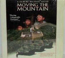 LASERDISC Moving the Mountain film by Michael Apted - Excellent Condition