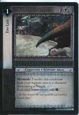 Lord Of The Rings CCG Card RotK 7.C209 Too Late