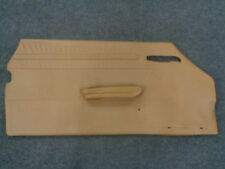 380SL W107 OEM MERCEDES BENZ ORIGINAL LEFT SIDE DOOR PANEL