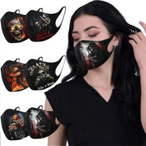 Unisex Mouth Face Mask Protective Reusable Washable Dust Pollution Fashion Masks