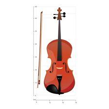 Viola viool instrumenten Muursticker WS-46248
