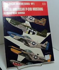 North American P-51D Mustang in USAAF-USAF Service - Arco-Aircam Aviation Series