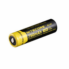 NiteCore NL147 Protected 3.7V 750mAh 14500 AA Rechargeable Li-ion Battery