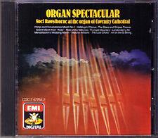 ORGAN SPECTACULAR Verdi Wagner Sousa NOEL RAWSTHORNE CD Clarke Verdi Sullivan