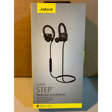 Jabra STEP Black Ear-Hook Headsets