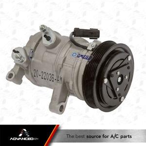 New AC A/C Compressor Fits: 2006 - 2008 Jeep Liberty V6 // 07 - 08 Nitro V6 3.7L