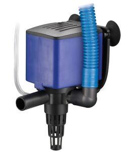 320 GPH Undergravel Filter Powerhead Submersible Pump Aquarium Fish Tank Oxygen