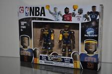 NBA Cleveland Cavaliers C3 Construction Kyrie Irving & Lebron James Building Set