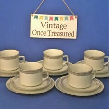 Unboxed Tea Trio White Porcelain & China